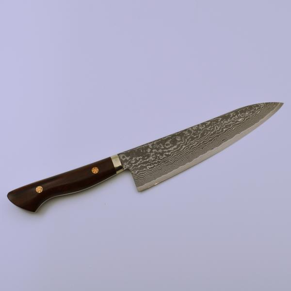 Powder stainless steel iron wood Gyuto 210mm