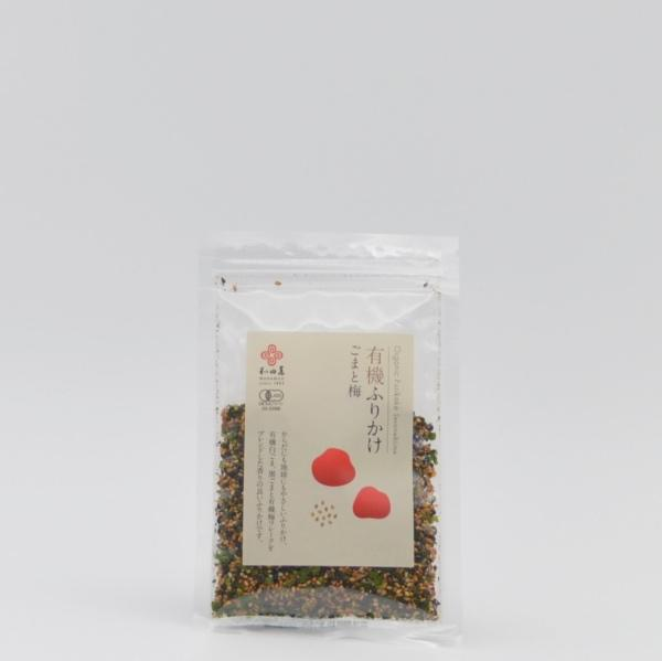 Furikake Sesame flavour with Plum 30gr