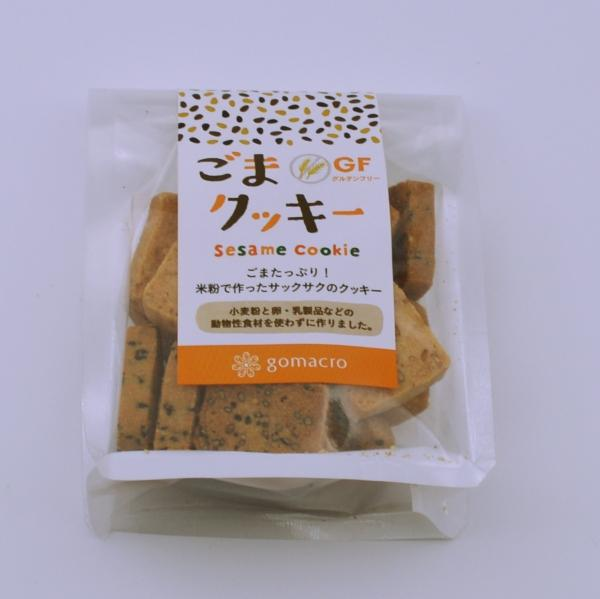 Sesame cookie 60g