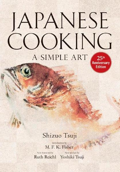 Japanese cooking - A simple Art